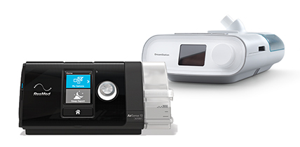 CPAP and Bilevel Machines