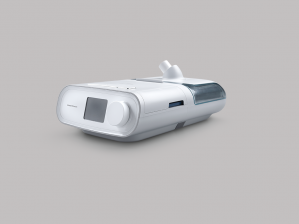 DreamStation CPAP with Humidifier and Heated Tube