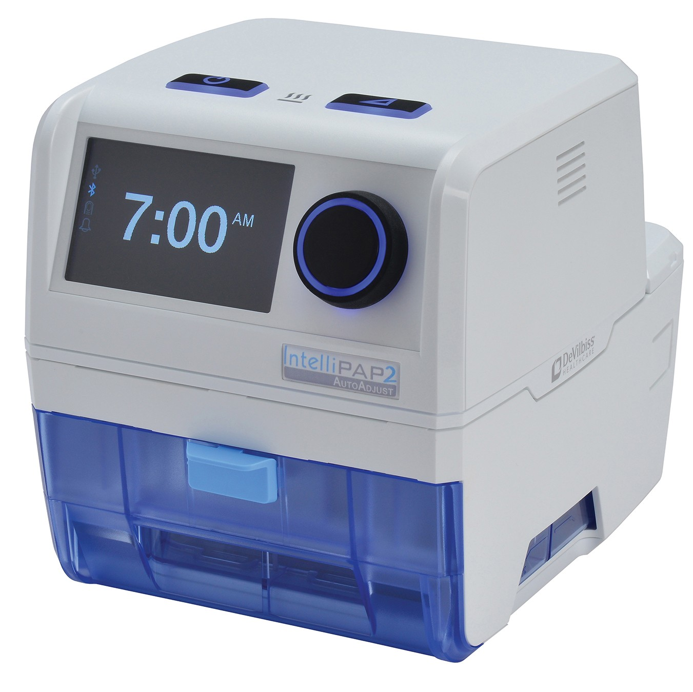 IntelliPAP2 AutoAdjust CPAP with Heated Humidification