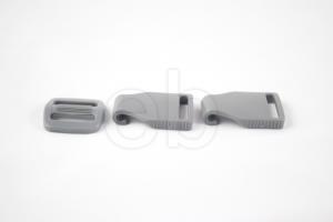 Eson Headgear-Clips and Buckle