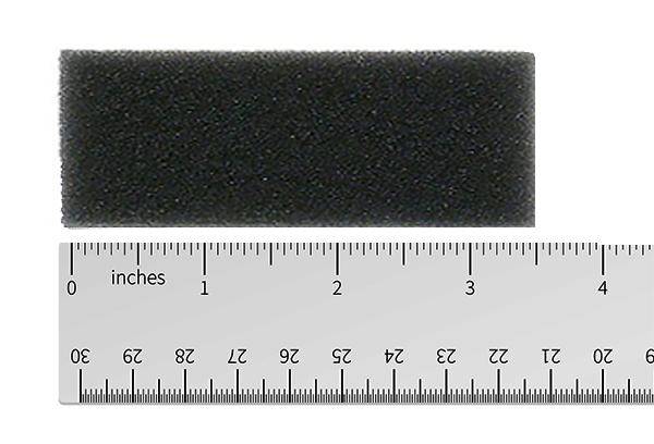 Remstar Lite Remstar Plus Remstar Pro Remstar Auto Bipap Plus Bipap Pro 2 Bipap Auto by Respironics Reusable Black Foam Filter