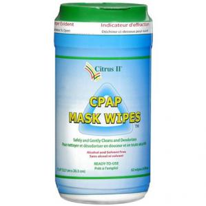 Citrus CPAP Cleaning Wipes