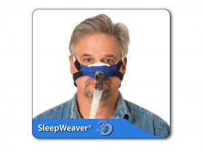 SleepWeaver 3D Mask with Headgear