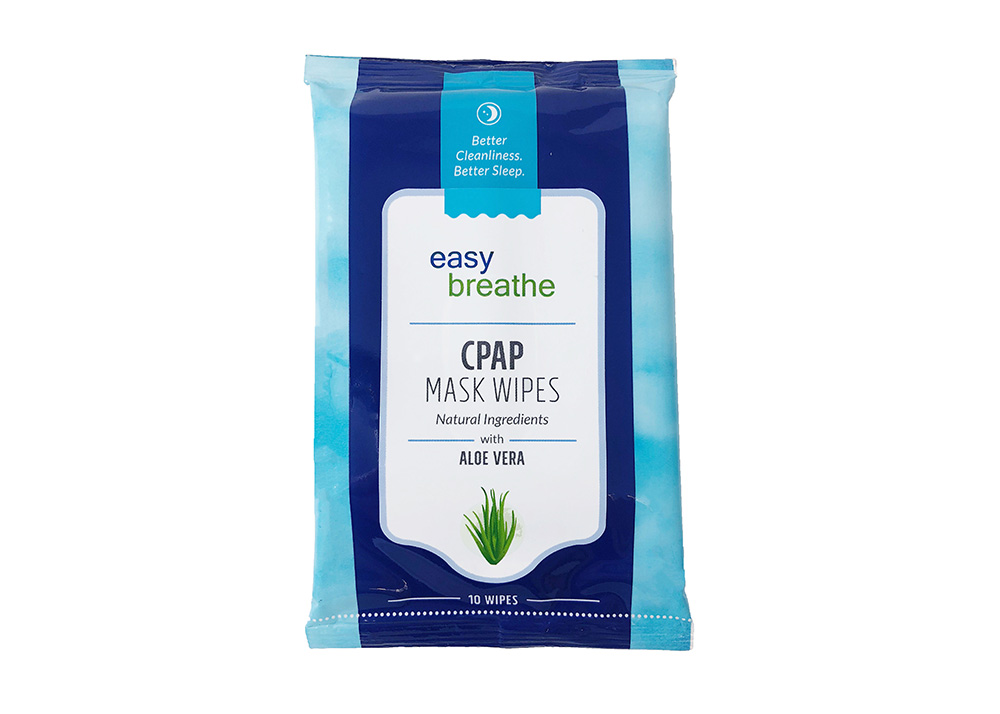 Easy Breathe Travel Wipes