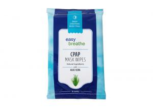 Easy Breathe CPAP Wipes Travel Pack