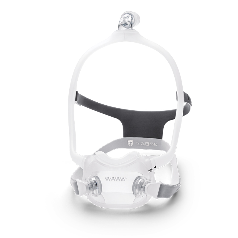 DreamWear Full Face Mask with Headgear - FitPack