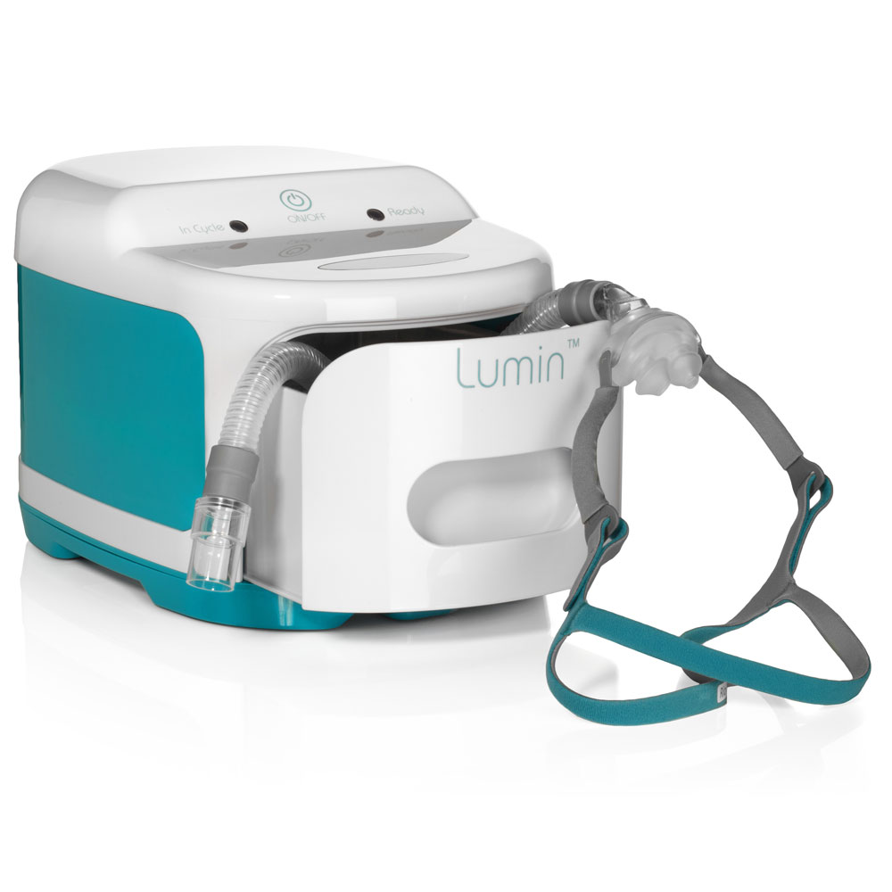Lumin CPAP Cleaner and Sanitizer