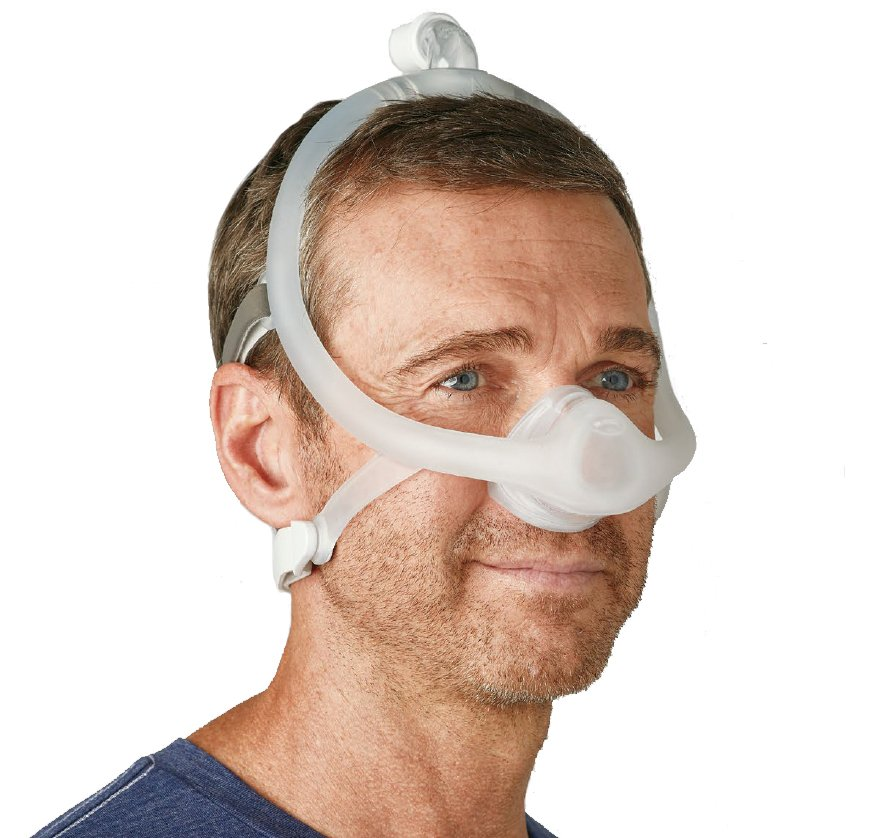 DreamWisp Nasal Mask with Headgear