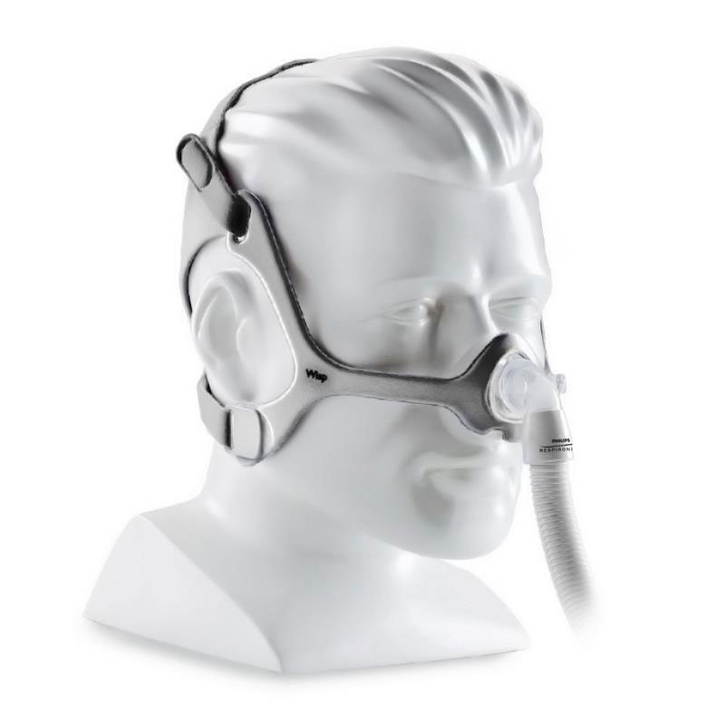 Wisp Nasal Mask with Headgear - Fit Pack