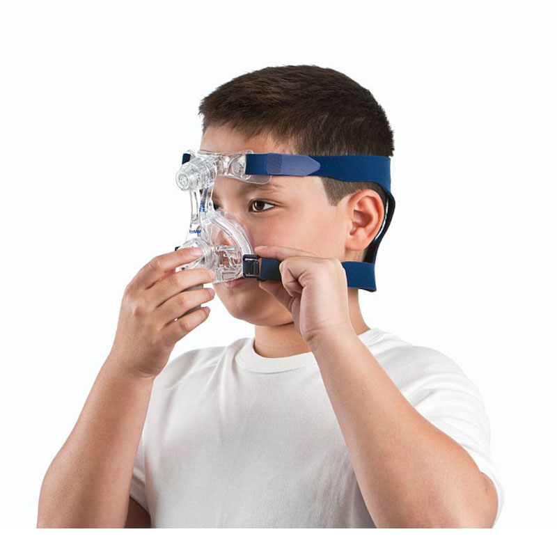 Mirage Micro™ for Kids Mask with Headgear