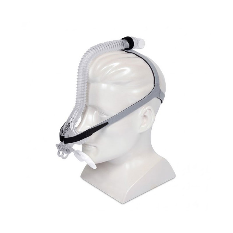 TAP PAP Nasal Pillow Mask with Headgear
