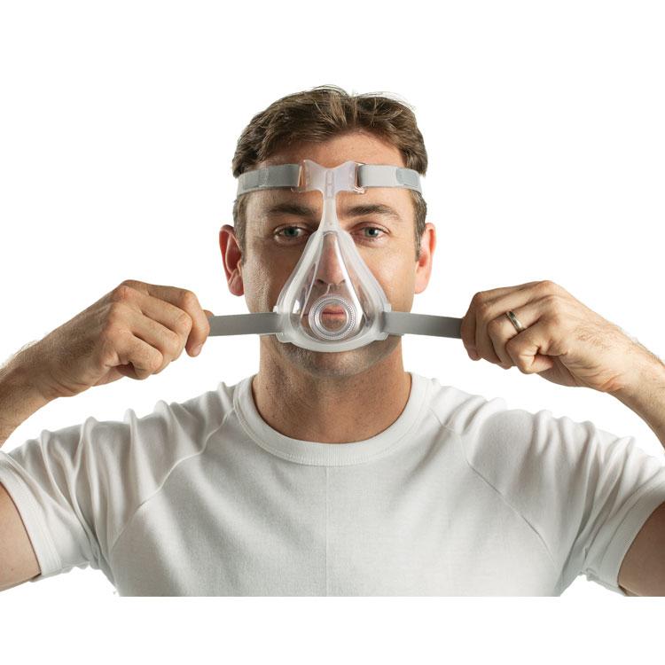 Quattro Air Mask with Headgear