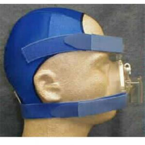 Softcap - Child Blue Mesh Headgear