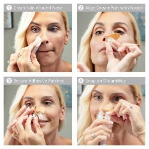 Bleep DreamPort Sleep Solution CPAP Mask