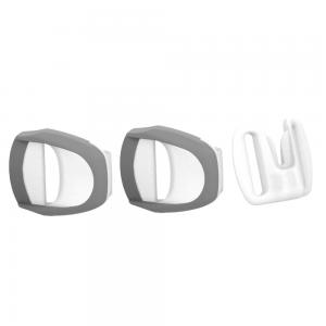 Vitera Clips and Forehead Clip
