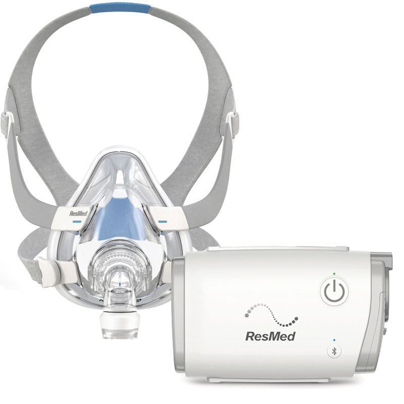 ResMed AirMini with F20 Setup Pack and Mask ($99 DOWN PAYMENT)
