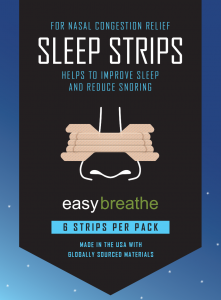 Easy Breathe Sleep Strips