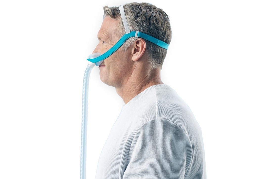 Evora Nasal Mask with Headgear