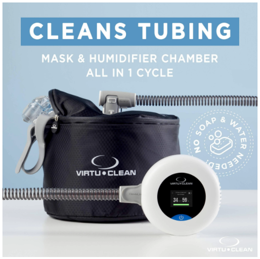 VirtuCLEAN 2.0 CPAP Cleaner