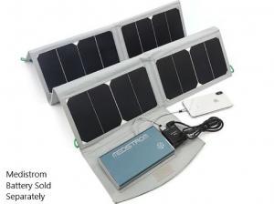 50W Solar Panel for Medistrom Pilot-12/24 Lite Battery