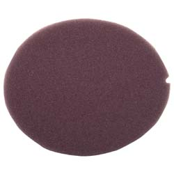 ValueAdvantage Foam Pollen Oval Filter - Pack of 1