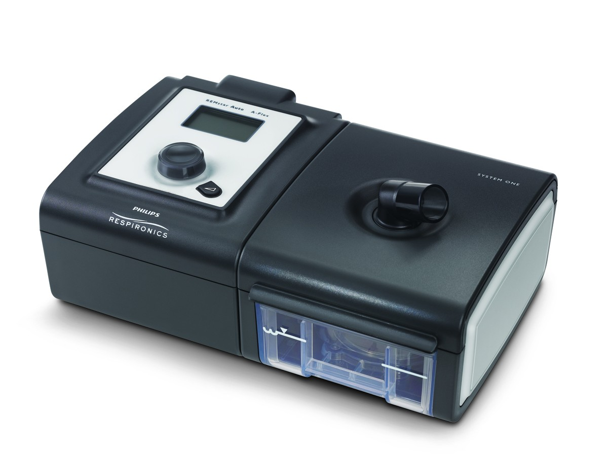 REMstar Auto CPAP Machine and Humidifier