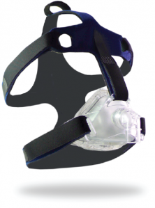 3 Point Headgear for IQ Nasal CPAP Mask