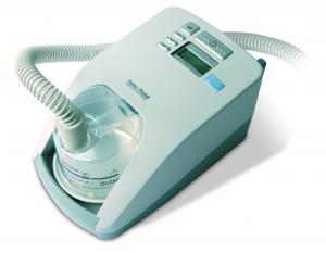 HC242 SleepStyle CPAP with Compliance data with Heated Humidifier