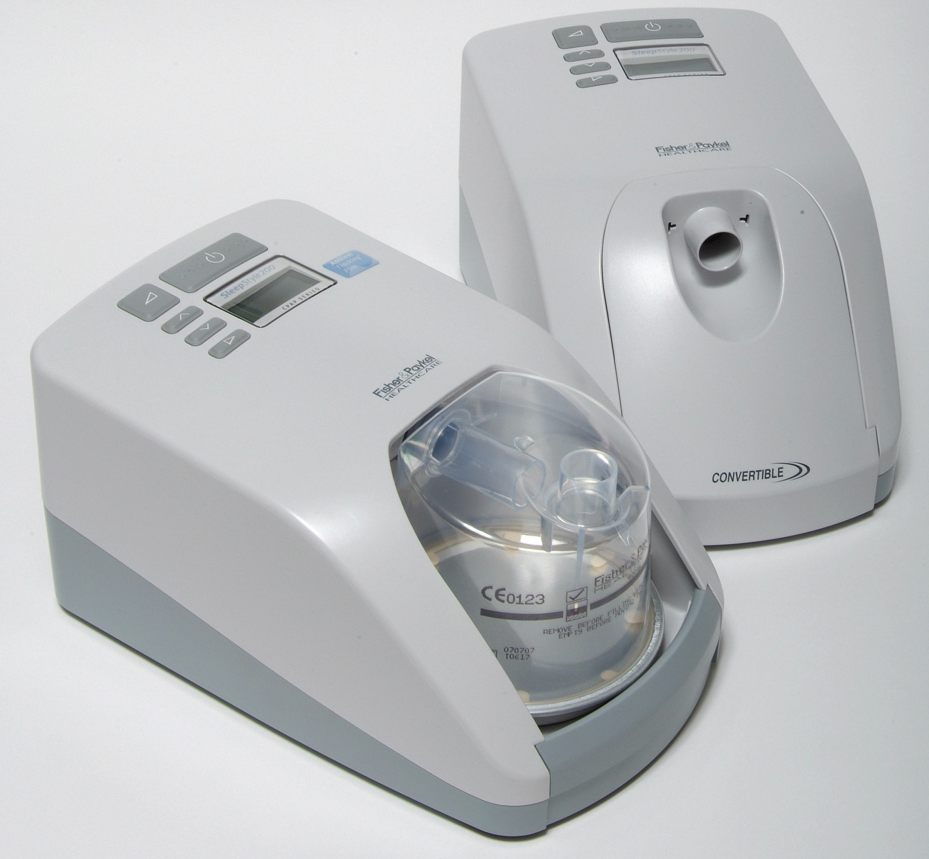 breathing sleep machine