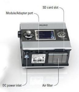 S9 Escape™ CPAP Machine with EPR™