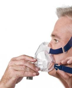 Training and Setup on CPAP Device