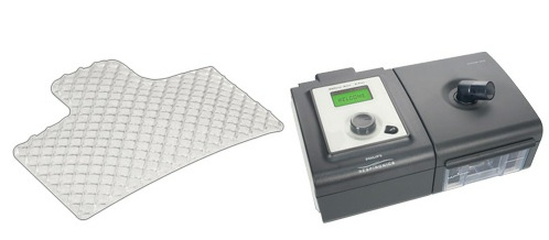 PR System One Machines by Respironics Disposable Ultrafine Filter