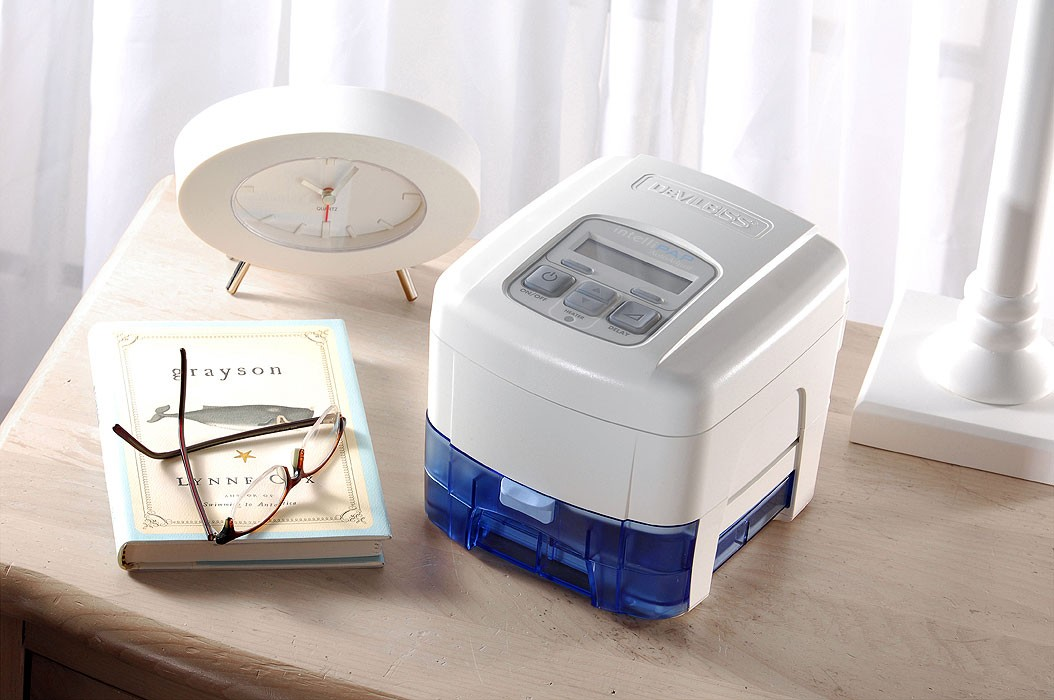 IntelliPAP-Standard Plus CPAP with Heated Humidification