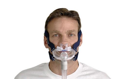 Mirage Liberty™ Hybrid Mask with Headgear