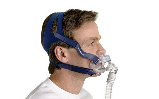 Mirage Liberty™ Hybrid Mask with Headgear