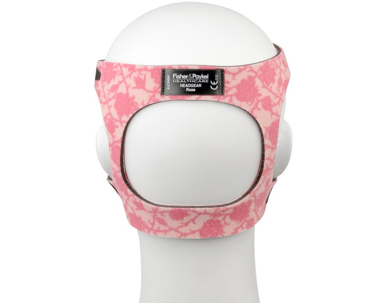 Lady Zest Q Replacement Petite Rose Headgear