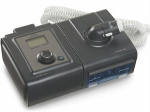 BiPAP Auto PR Series Bi-Flex with Humidifier, SD Card, and Heated Tube