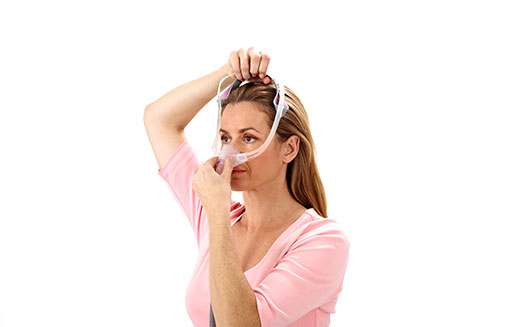 Swift Fx Nano For Her Nasal Mask System