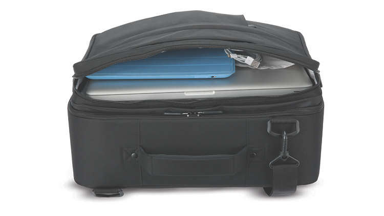 Respironics PAP Travel Bag/Briefcase